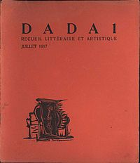 """Dali also experimented in the art movement of """"Dada"""""""
