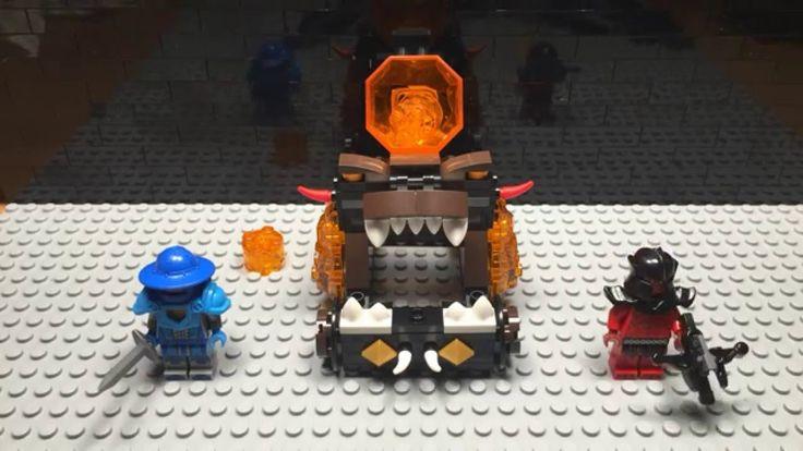 Lego Nexo Knights Chaos Catapult - 70311