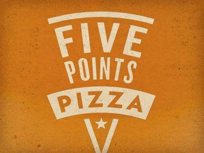 Five Points Pizza Reverse