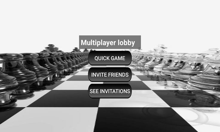 Chess 3d has online multiplayer