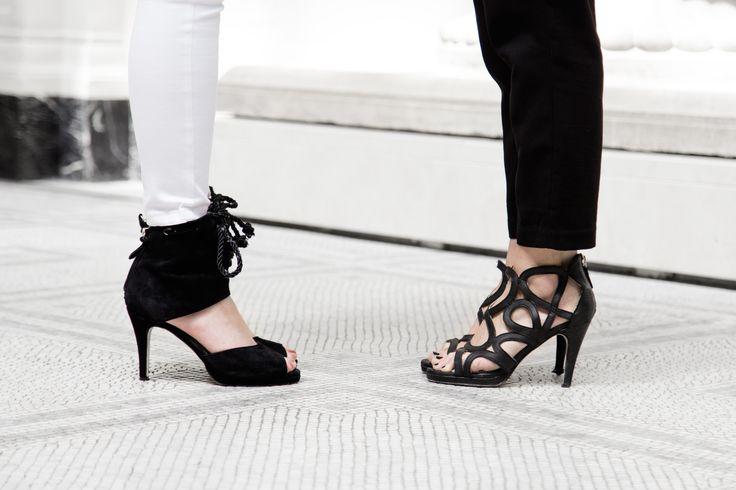 Best black heels