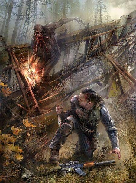 Desperation #S.T.A.L.K.E.R. #post-apocalypse