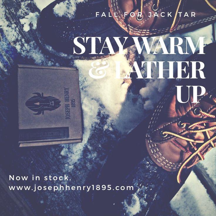 Pine Tar soap for rugged adventurers. Made in Canada. Josephhenry1895.com