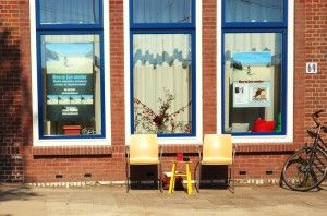Atelier Mee in Zee. Een prachtig particulier initiatief voor kunst, film, workshops en muziek.