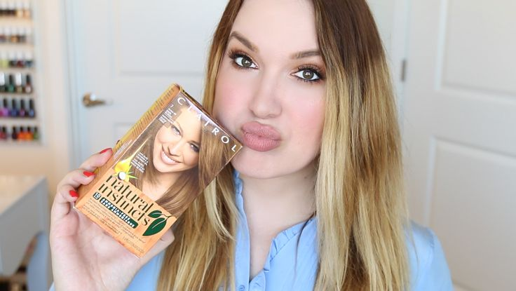Clairol Natural Instincts Review - TheFabFox by Jenny Claire Fox