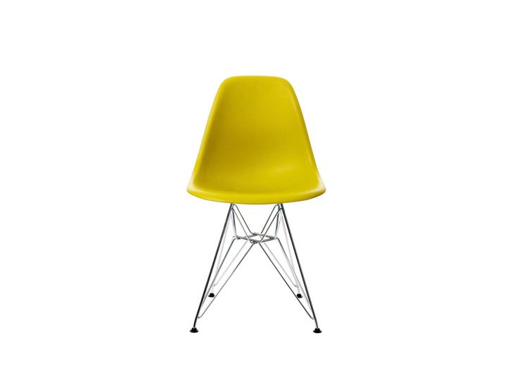 Vitra DSR Plastic Chair by Charles & Ray Eames