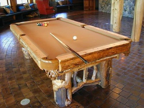 Unique Pool Table Standard Size