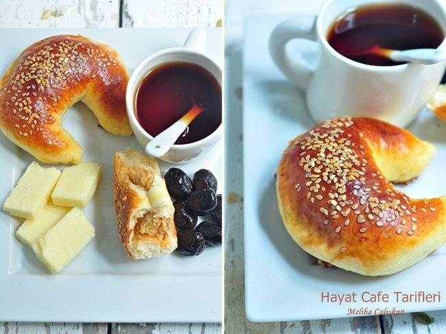 Hayat Cafe » » PATATESLİ AY ÇÖREĞİ | Kolay Pratik Tarifler