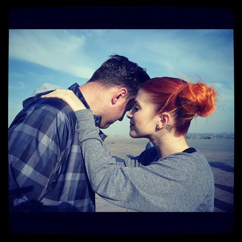 hayley williams and chad gilbert | hayley williams paramore my heart chad gilbert new found glory i want ...