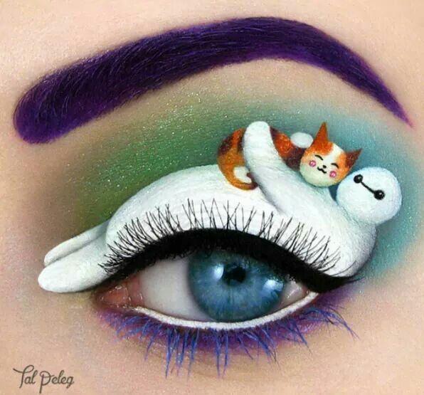 43 Best Make Up Creativ Images On Pinterest