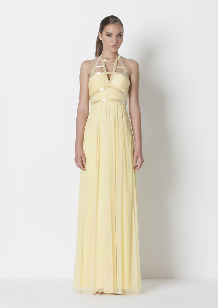 Yellow Gown | G e o r g e Fashion 2015 Collection.