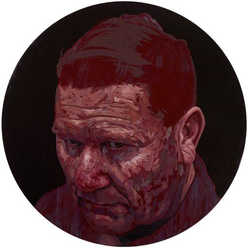 Abdul Abdullah: The cost :: Archibald Prize 2016 :: Art Gallery NSW
