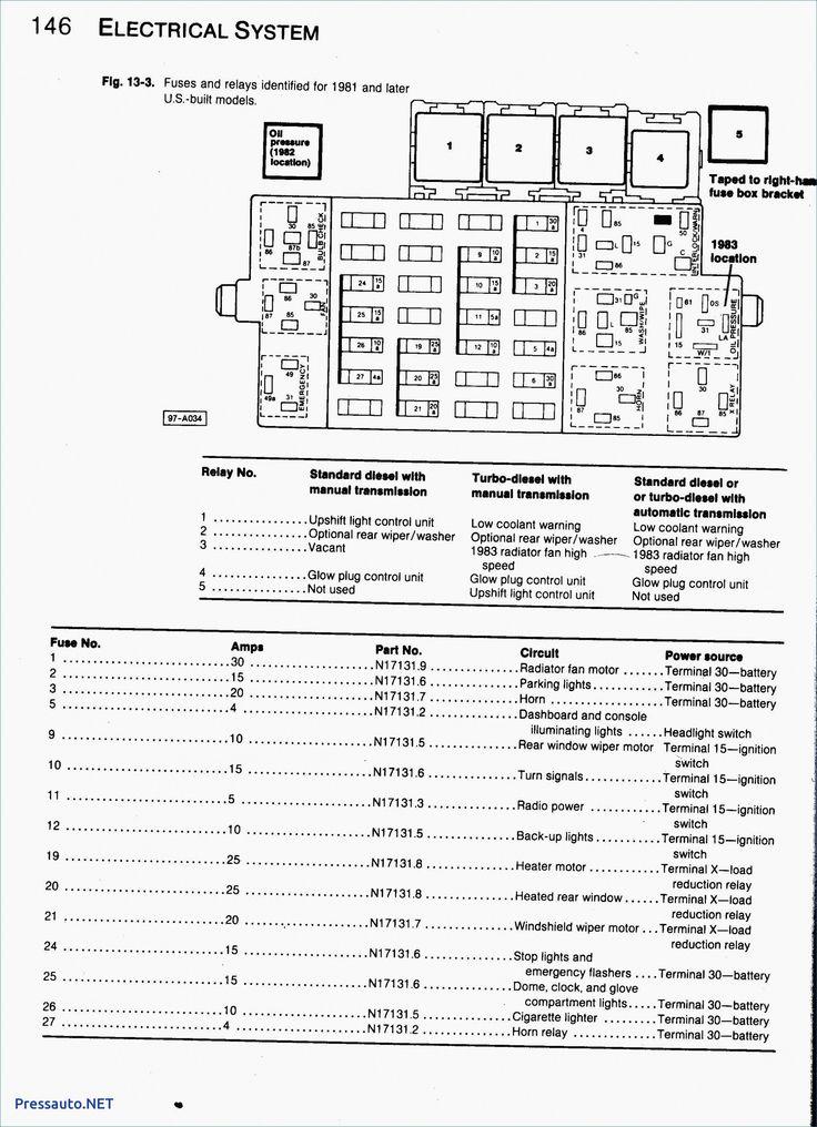 New Mercedes Glow Plug Relay Wiring Diagram Fuse box, Vw