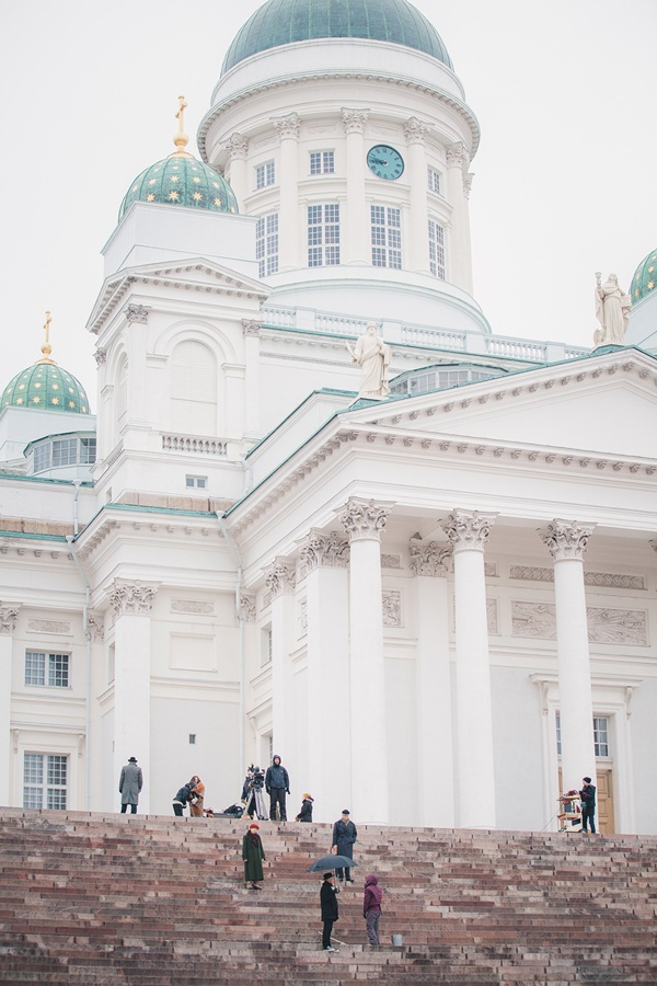 Tuomiokirkko via Jussi Hellsten