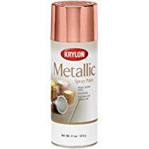 Krylon K02203007 General Purpose Aerosol, 12-Ounce, Copper Metallic Finish
