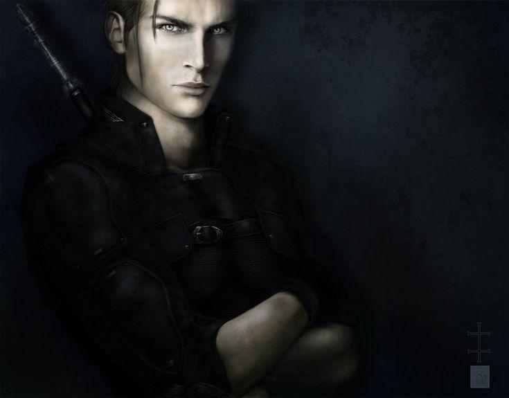 Warrior made. (very V)(Possibly Maeglin   EVentrue.deviantart.com)