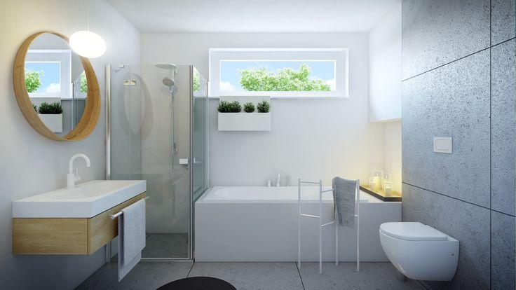 Prysznic czy wanna? Kto powiedział, że nie można mieć wszystkiego? ;)