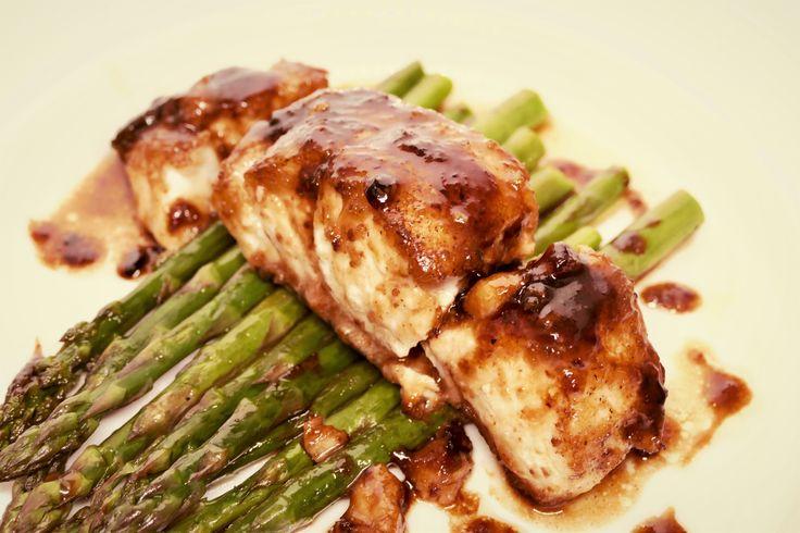 Flétan lime et miso : facile à faire, savoureux et santé et avec un poisson de pêche durable !