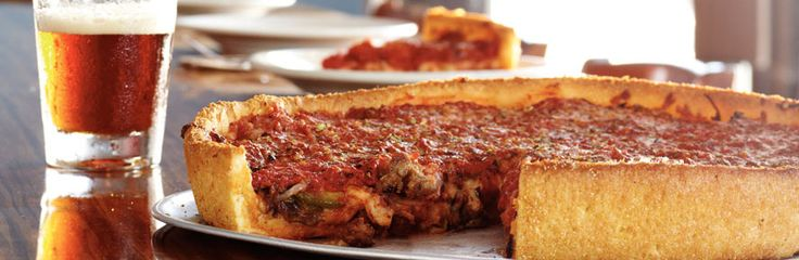 Little Star Pizza - Mission District - Menu - this is a deep dish pizza and it's incredible!