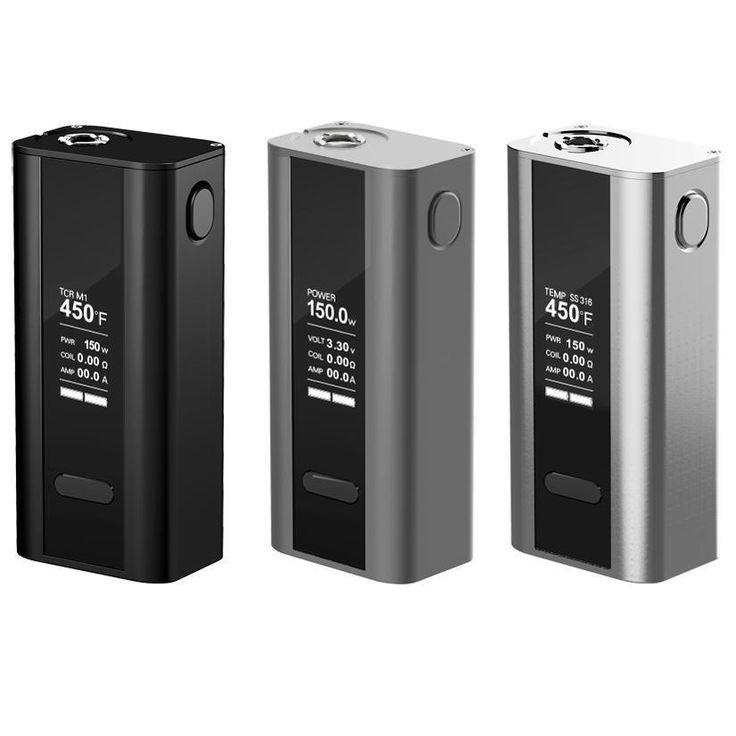 Joyetech #CUBOID 150W #Box #Mod #Boxmod TC #Temprature Control #TCR VW + 2 x #18650 #Batteries #Joyetech