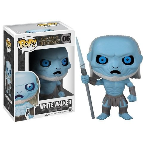 Gamerzoutlet.com - Funko POP Game of Thrones (VINYL): White Walker, $7.99 (http://www.gamerzoutlet.com/funko-pop-game-of-thrones-vinyl-white-walker/)