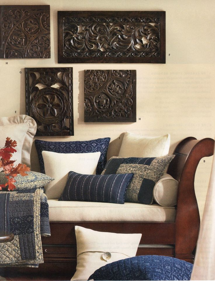 Best Blue White And Brown Living Room Home Decor Ideas 400 x 300