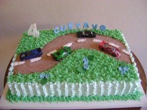 bolo de chantilly-pista de corrida, 27