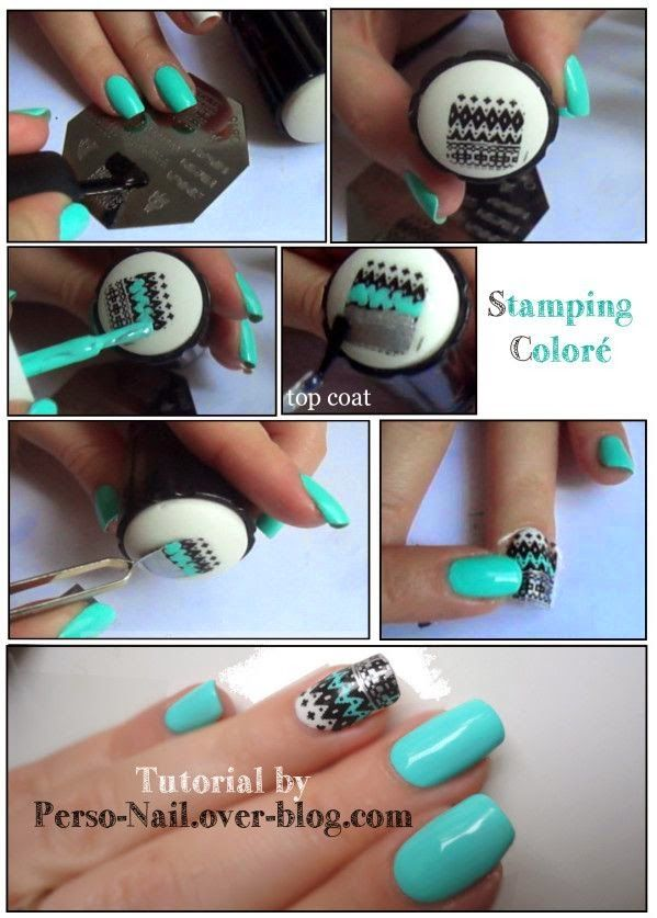 Pellmell Créations: Inspirations nail arts