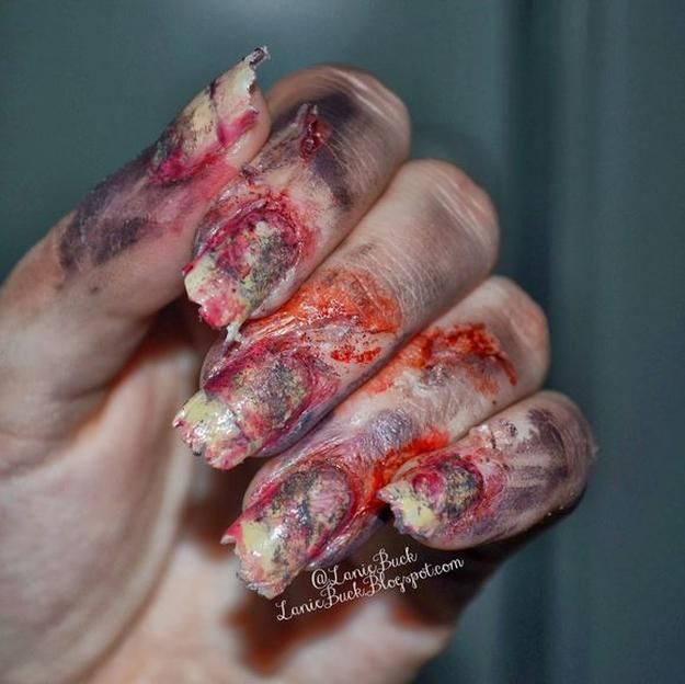 54 best fantasy session images on pinterest halloween makeup 18 diy zombie costume ideas solutioingenieria Image collections