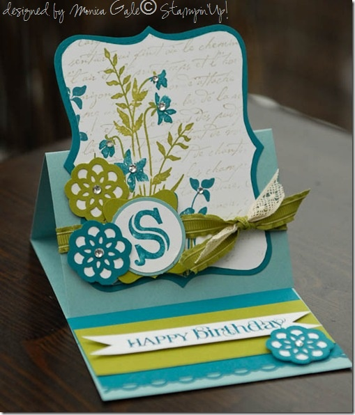 Just believe: Colors Combos, Cute Cards, Cards Ideas, Birthday Cards, Folding Cards, Cards Layout, Doilies Punch, Interesting Colors, Easels Cards