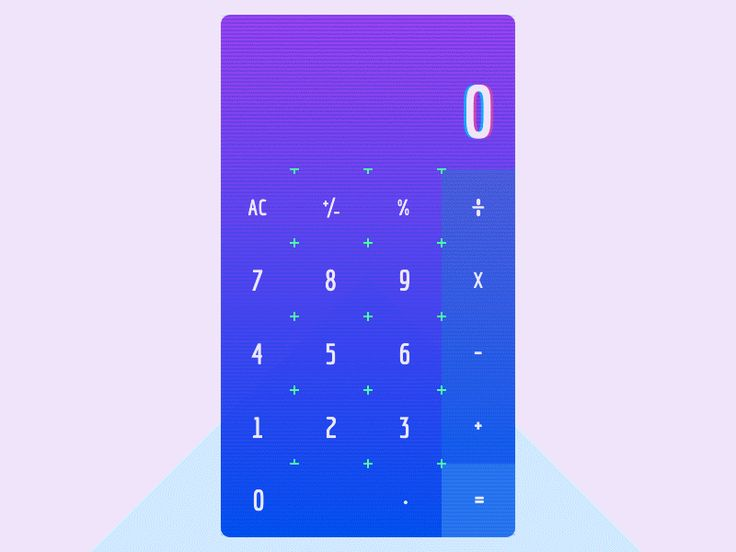 Eugene Cameel - Haywire Calculator  <p>Hi guys!</p>  <p>Life is not only work and serious issues, isn't it? Sometimes, we want things just giving us entertainment and fun. My today's shot is the one of that kind. I want to present you a funny design concept of a haywire calculator that plays a game with users. It checks their attention sometimes giving wrong answers and expecting additional interactions, like shaking, for example, if users want to know the correct answer. That's definitely…