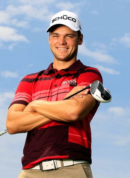Martin Kaymer Martin Kaymer of Germany poses for a portrait prior to the World Golf Championships-Bridgestone Invitational on August 2, 2011...
