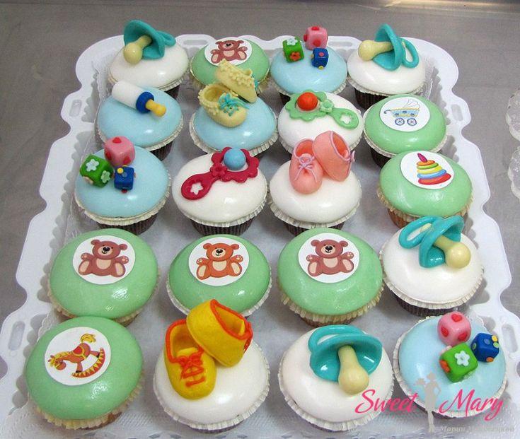 Торты с фото на день рождения детские