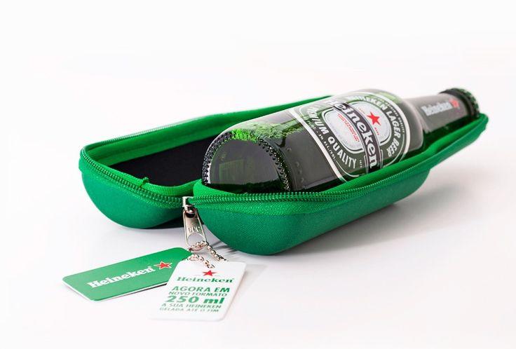 Heineken bottle case by CBA B+G Brazil #design #branding #innovation #marketing #edition #collection #beer