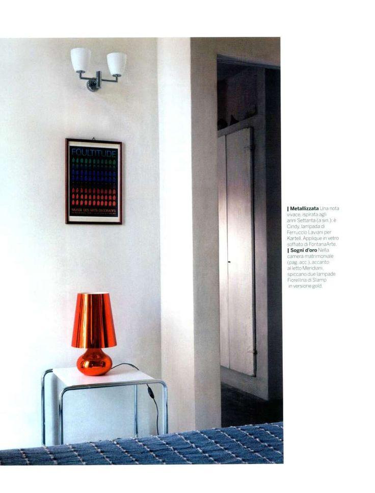 Cindy by Ferruccio Laviani | Grazia Casa, July 2014