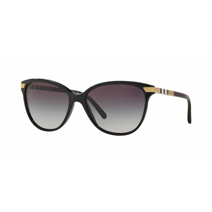 Burberry Women BE4216F 30018G Cat Eye Sunglasses, Women's
