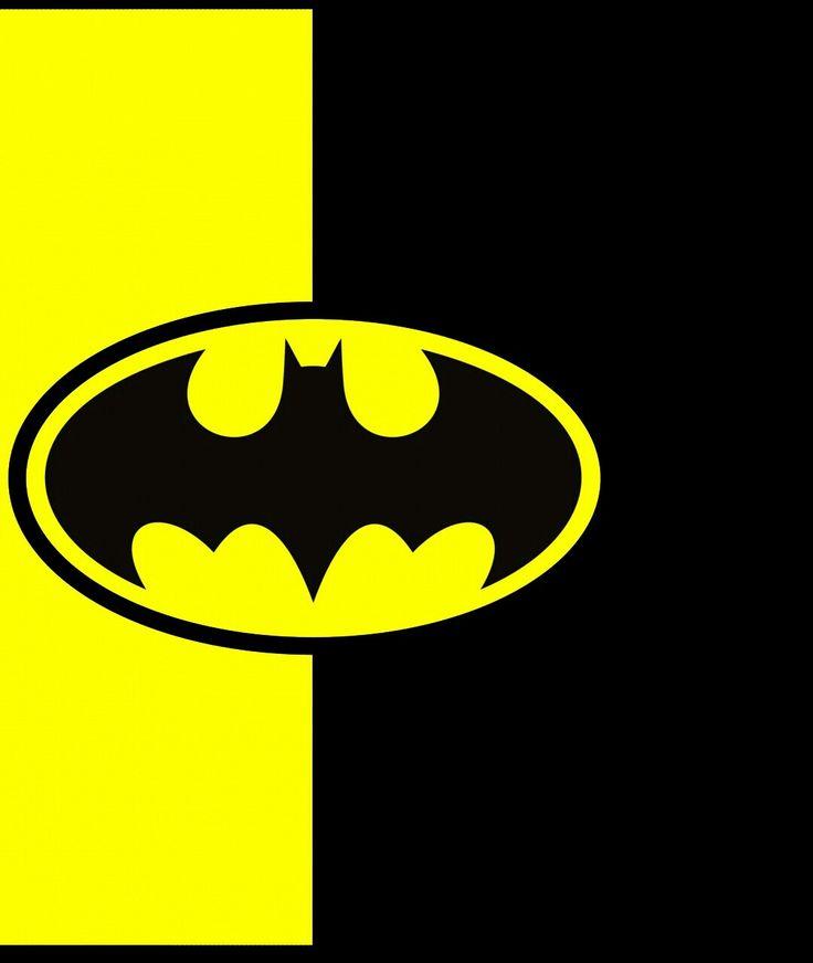 Batman Logo Wallpaper For Iphone