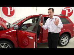 ▶ 2014 Dodge Journey Vehicle Walk Around: Pembina Chrysler - YouTube