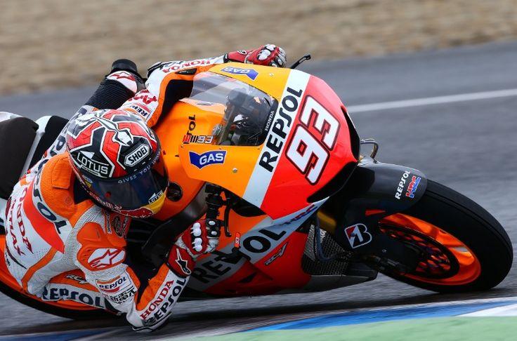 Marquez sedikit Khawatirkan GP Argentina - PalingBisa.Top