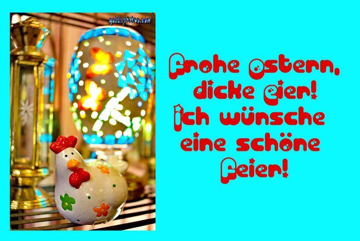 Ostergrußkarten und Ostersprüche - http://www.gaidaphotos.com/lustige-ostergrusskarten-ostersprueche/
