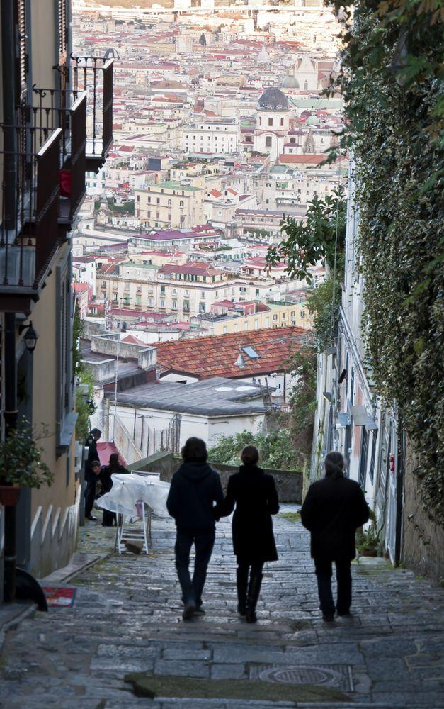 Streets of Napoli | Italy