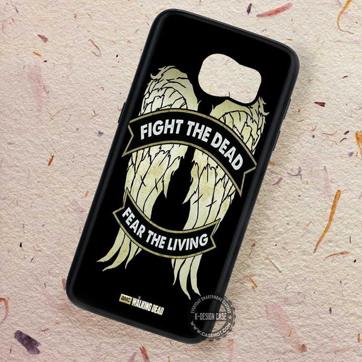 Wings Daryl Dixon The Walking Dead - Samsung Galaxy S7 S6 S5 Note 7 Cases & Covers