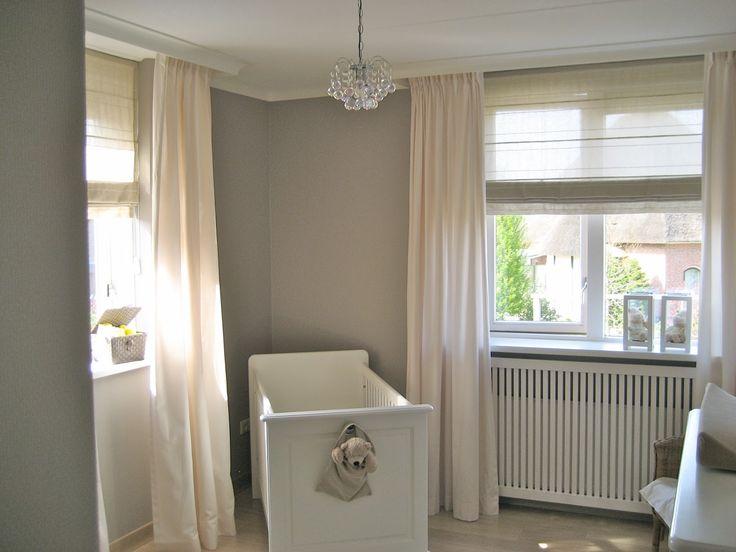 Meer dan 1000 idee n over beige muren op pinterest beige muur kleuren en beige muur verven - Babykamer beige en wit ...