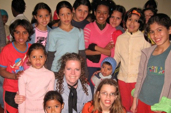 Clog America 2014 Humanitarian Project on GoFundMe- funds ... American Orphanages 2014