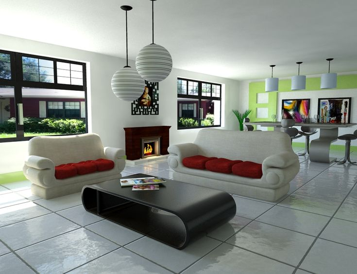 LIVING ROOM DESIGN Interior Design CoursesCareer