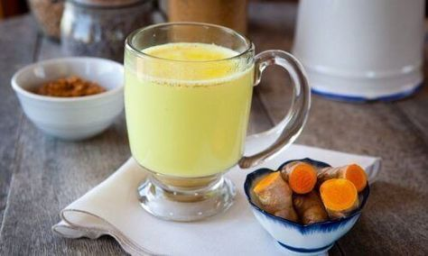 """""""Gyllene mjölk"""" - en dryck som kan förändra ditt liv - Steg för Hälsa"""