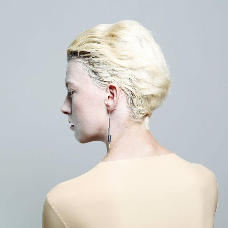 IMAGE ACADEMY + DANA BEZDEKOIVA  Jewellry: Dana Bezdekova Photo: Eliska Kyselkova Make-Up & Hair: Katerina Krobova⎜IMAGE ACADEMY Styling: Milan Chorous⎜IMAGE ACADEMY  www.image-academy.net ● www.danabezdekova.com