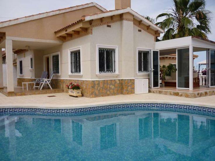 RicaMar Homes Real Estate Costa Blanca | 2-bedroom detached villa with private pool in San Miguel de Salinas