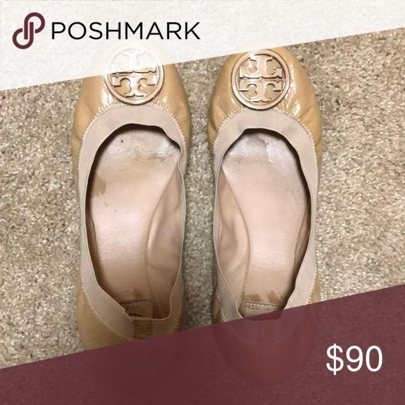 I just added this listing on Poshmark: Tory Burch Flats. #shopmycloset # poshmark