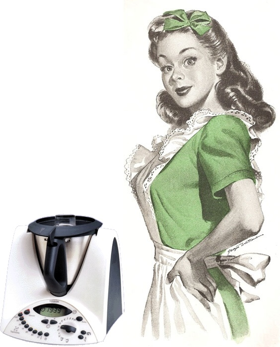 How often do you use a Thermomix?